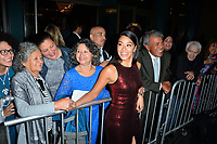 "LOS ANGELES, CA. January 30, 2019: Gina Rodriguez & family at the world premiere of ""Miss Bala"" at the Regal LA Live.<br /> Picture: Paul Smith/Featureflash"