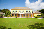 """The young George Washington and his ailing brother Lawrence resided in this historic plantation house, also known as Bush Hill House, for two months in 1751.  Barbados was the only country ever visited by the future  """"First Father"""" of his country and Bush Hill House the only house he ever lived in outside of the continental United States.   The visit is a little known but very important chapter in the life of the then unknown 19 year old  man, who would go on to become, as later described by Light-Horse Harry Lee, """"first in war, first in peace, first in hearts of his countrymen""""."""