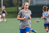 Allston, MA - Wednesday Sept. 07, 2016: Whitney Engen during a regular season National Women's Soccer League (NWSL) match between the Boston Breakers and the Western New York Flash at Jordan Field.