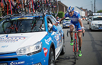 Frederik Veuchelen (BEL/Wanty-Groupe Gobert) is riding his last weeks as a pro<br /> <br /> Brussels Cycling Classic 2015