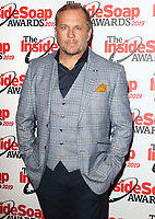 Dean Andrews at The Inside Soap Awards 2019, Sway Nightclub, London on October 7th 2019<br /> CAP/ROS<br /> ©ROS/Capital Pictures