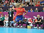 01/08/2012 - Spain Vs Denmark - Womens Handball - Copper Box - Olympic Park - London