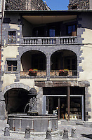 Europe/France/Auvergne/63/Puy-de-Dôme/Clermont-Ferrand: Place du Terrail