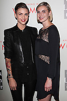 "BEVERLY HILLS, CA, USA - MAY 10: Ruby Rose, Phoebe Dahl at the ""An Evening With Women"" 2014 Benefiting L.A. Gay & Lesbian Center held at the Beverly Hilton Hotel on May 10, 2014 in Beverly Hills, California, United States. (Photo by Celebrity Monitor)"