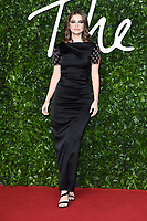 Barbara Palvin<br /> arriving forThe Fashion Awards 2019 at the Royal Albert Hall, London.<br /> <br /> ©Ash Knotek  D3542 02/12/2019
