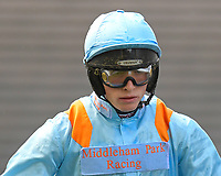 Jockey Harry Cobden during Horse Racing at Plumpton Racecourse on 4th November 2019