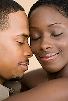 African American couple together<br />