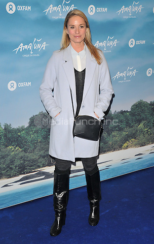 Tamzin Outhwaite at the &quot;Cirque du Soleil: Amaluna&quot; press night, Royal Albert Hall, Kensington Gore, London, England, UK, on Thursday 12 January 2017.  <br /> CAP/CAN<br /> &copy;CAN/Capital Pictures /MediaPunch ***NORTH AND SOUTH AMERICAS ONLY***