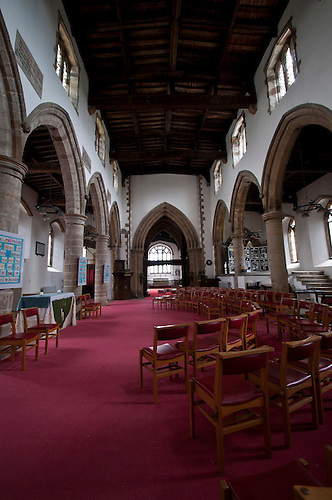 As part of my shoot of the Wiverton group of church's this is St Andrerws Church Langer Nottingham shire.