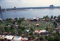 1994 June 06..Redevelopment.Downtown South (R-9)..HARBORFEST.TOWN POINT PARK.SHOT FROM WORLD TRADE CENTER...NEG#.NRHA#..