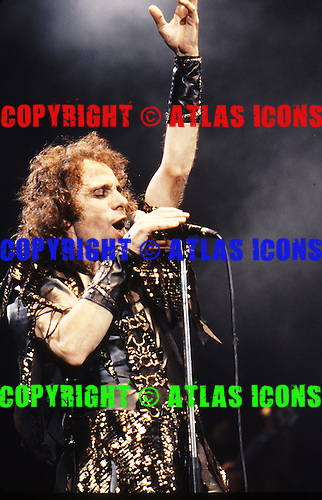 RONNIE JAMES DIO, LIVE 1987