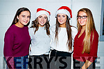 Rachel Ryan, Rebecca Conway, Sarah Healy and Méabh McElligott, pictured at Mercy Mounthawk Secondary School Fashion Show held at the School Gym on Wednesday last.
