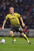 25/08/2015 Capital One Cup, Second Round Preston North End v Watford<br /> Ben Watson