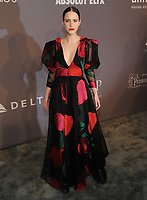 NEW YORK, NY - FEBRUARY 07: Rachel Brosnahan  attends the 2018 amFAR New York Gala at cipriani Wall Street on February 7, 2018 in New York City.  <br /> CAP/MPI/JP<br /> &copy;JP/MPI/Capital Pictures
