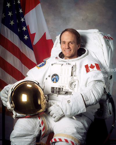 Houston, TX - September 11, 2002 -- Astronaut Steven G. MacLean, mission specialist, STS-115 representing the Canadian Space Agency.  The mission is scheduled for launch in August, 2006..Credit: NASA via CNP