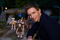 Early Man (2018) <br /> Eddie Redmayne on the set of<br /> *Filmstill - Editorial Use Only*<br /> CAP/KFS<br /> Image supplied by Capital Pictures
