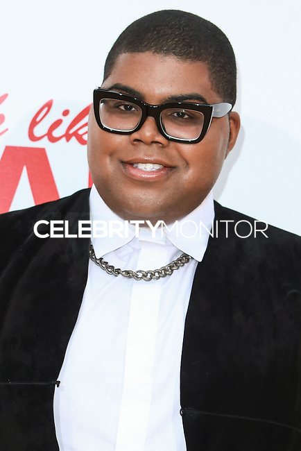 HOLLYWOOD, LOS ANGELES, CA, USA - JUNE 09: E.J. Johnson at the Los Angeles Premiere Of Screen Gems' 'Think Like A Man Too' held at the TCL Chinese Theatre on June 9, 2014 in Hollywood, Los Angeles, California, United States. (Photo by David Acosta/Celebrity Monitor)