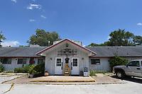 NWA Democrat-Gazette/J.T. WAMPLER The Restaurant on the Corner in Fayetteville Wednesday May 17, 2017.