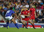Glasgow 2014 Commonwealth Games<br /> Craig Price<br /> Wales v Samoa<br /> Ibrox Stadium<br /> <br /> 26.07.14<br /> &copy;Steve Pope-SPORTINGWALES