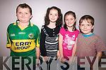 Enjoying the Munster Fleadh Cheoil was Gearoid Doyle, Aobha O'Shea, Katie and Liam Palmer