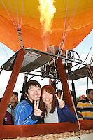 20160603 03 June Hot Air Balloon Cairns