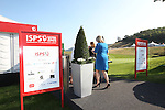 ISPS Handa Wales Open<br /> Corporate hospitality in the Waitrose marquee.<br /> Celtic Manor Resort<br /> 21.09.14<br /> &copy;Steve Pope-SPORTINGWALES