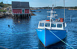 Terence Bay, Nova Scotia,Canada, Fishing village