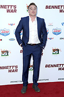 """LOS ANGELES - AUG 13:  Brando Eaton at the """"Bennett's War"""" Los Angeles Premiere at the Warner Brothers Studios on August 13, 2019 in Burbank, CA"""