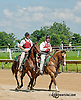 outriders at Delaware Park on 6/29/13