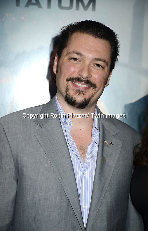 James Vanderbilt attends the Domestic Premiere of &quot;White House Down&quot;<br /> on June 25, 2013 at the Ziegfeld Theatre in New York City. The movie stars Channing Tatum and Jamie Foxx and Maggie Gyllenhaal.