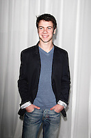LOS ANGELES, CA - FEB 15: Alexander Gould at the Sony PlayStationAE Unveils PS VITA Portable Entertainment System at Siren Studios on February 15, 2012 in Los Angeles, California