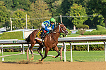 September 7, 2020: Jackie's Warrior #6, ridden by Joel Rosario, wins the Runhappy Hopeful S gr1. at Saratoga Race Course in Saratoga Springs, New York. Rob Simmons/Eclipse Sportswire/CSM