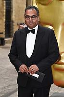 LONDON, UK. April 28, 2019: Krishnan Guru Murphy at the BAFTA Craft Awards 2019, The Brewery, London.<br /> Picture: Steve Vas/Featureflash