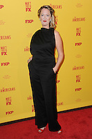 www.acepixs.com<br /> February 25, 2017  New York City<br /> <br /> Polly Lee attending 'The Americans' Season 5 Premiere at DGA Theater on February 25, 2017 in New York City.<br /> <br /> Credit: Kristin Callahan/ACE Pictures<br /> <br /> Tel: 646 769 0430<br /> Email: info@acepixs.com