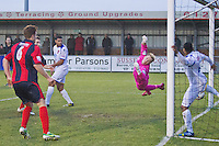 Eastbourne Borough FC (2) v Staines Town FC (0) 14.12.13