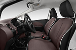 Front seat view of 2016 Mitsubishi iMiEV 5 Door Micro Car Front Seat  car photos