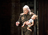 Richard III<br /> by William Shakespeare<br /> at the Almeida Theatre, London, Great Britain <br /> press photocall<br /> 13th August 2016 <br /> ----------------------<br /> STRICTLY EMBARGO'D UNTIL THURSDAY 16TH JUNE 2016 AT 22HRS ONLINE AND IN PRINT <br /> ----------------------<br /> <br /> directed by Rupert Goold <br /> <br /> <br /> Vanessa Redgrave as Queen Margaret <br /> <br /> <br /> <br /> <br /> <br /> Photograph by Elliott Franks <br /> Image licensed to Elliott Franks Photography Services