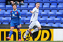 Jake Cassidy of Tranmere celebrates scoring their second goal. - Tranmere Rovers v Stevenage - npower League 1 - Prenton Park, Tranmere - 6th April, 2012 . © Kevin Coleman 2012