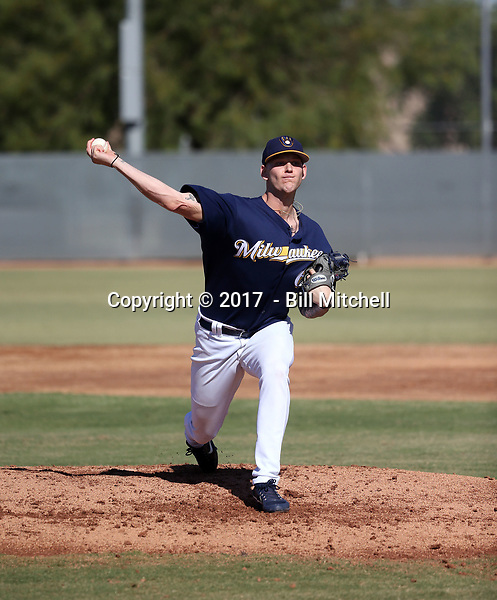Bowden Francis - 2017 AIL Brewers (Bill Mitchell)