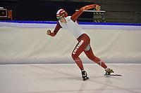 SCHAATSEN: HEERENVEEN: 16-01-2016 IJsstadion Thialf, Trainingswedstrijd Topsport, Lotte van Beek, ©foto Martin de Jong