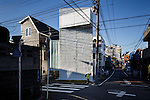 Tokyo, February 21 2013 - OBI house by TNA