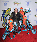 Jason Alexander attends Totem from Cirque du Soleil Premiere at Santa Monica Pier in Santa Monica, California on January 21,2014                                                                               © 2014 Hollywood Press Agency