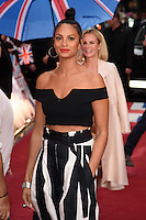 Alesha Dixon<br /> arrives to film for &quot;Britain's Got Talent&quot; 2017 at the Palladium, London.<br /> <br /> <br /> &copy;Ash Knotek  D3222  29/01/2017