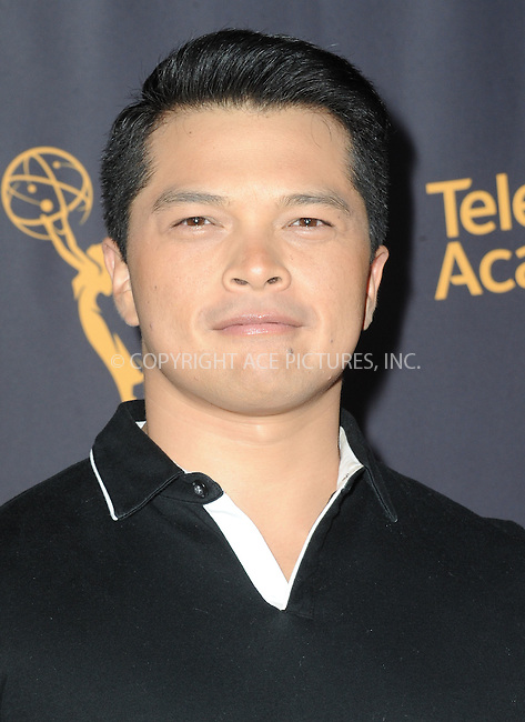 www.acepixs.com<br /> <br /> February 16 2017, LA<br /> <br /> Vincent Rodriquez lll attending the Television Academy's 'Whose Dance Is It Anyway?' celebration at Saban Media Center on February 16, 2017 in North Hollywood, California.<br /> <br /> By Line: Peter West/ACE Pictures<br /> <br /> <br /> ACE Pictures Inc<br /> Tel: 6467670430<br /> Email: info@acepixs.com<br /> www.acepixs.com