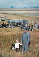 Near Chester Area, MT, September, 1978. <br /> Agriculture - wheat harvest near Chester area.