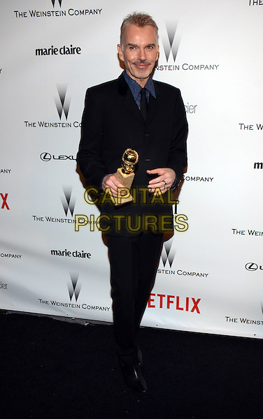 11 January 2015 - Beverly Hills, California - Billy Bob Thornton. The Weinstein Company and Netflix 2015 Golden Globes After Party celebrating the 72nd Annual Golden Globe Awards held at Robinsons May Lot.  <br /> CAP/ADM/TW<br /> &copy;TW/ADM/Capital Pictures