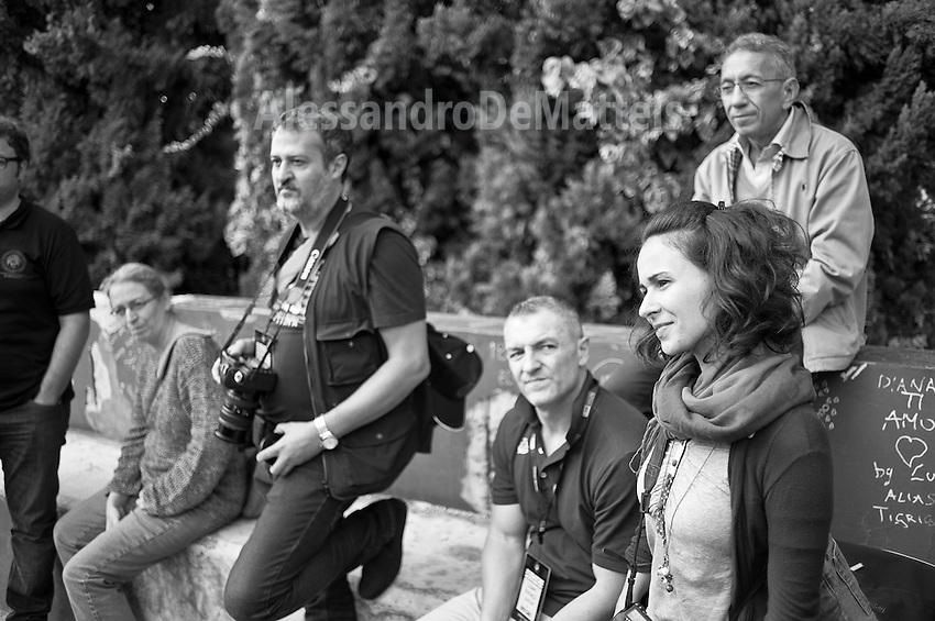 Benevento - Hortus Conclusus - Workshop di Gianni Berengo Gardin e Enzo Carli