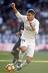 Real Madrid's Carlos Henrique Casemiro during La Liga match. January 7,2016. (ALTERPHOTOS/Acero)