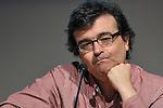 (KIKA) - TORINO - 17/05/2013 A Torino si tiene il 26° Salone del Libro con esposizioni, dibattiti e grandi ospiti, al salone del Lingotto. Javier Cercas