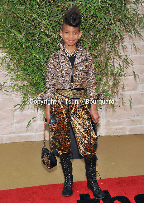 Willow Smith _51   -<br /> The Karate Kid Premiere at the Westwood Village Theatre In Los Angeles.